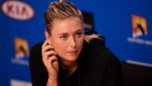 Sharapova kararı gelecek ay açıklanacak