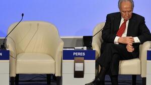 Eski Cumhurbaşkanı Şimon Peres hastaneye kaldırıldı