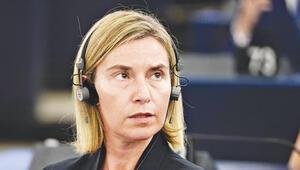 Mogherini'den AP'ye Türkiye çağrısı