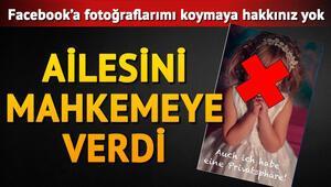 Avusturyada ilginç dava: Ailesini Facebook fotoğrafları yüzünden mahkemeye verdi