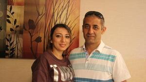 Azeri kadın Türk eşinin karaciğeri ile sağlığına kavuştu