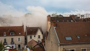 Fransanın Dijon kentinde patlama