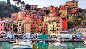 36 saatte Cinque Terre - İtalya