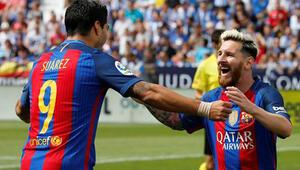 Leganes 1-5 Barcelona