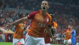 Galatasaray 2-0 Çaykur Rizespor / MAÇIN ÖZETİ