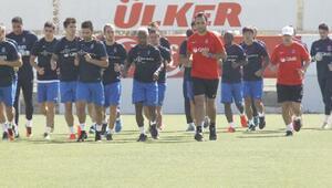 Trabzonspor'da kupa hazırlıkları başladı