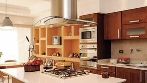 Birbirinden güzel ahşap mutfaklar
