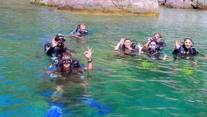 Dalış turizmi için su altına Demokrasi parkı talebi
