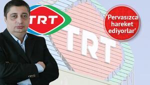 Nasuhi Güngör TRTden istifa etti... Büyük kavga