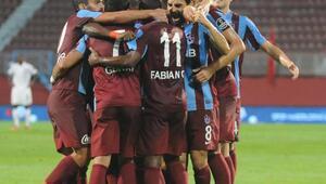 Trabzonspor kupada moral arıyor