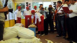 Gaziantepte Dünya barışı için 3 ton aşure pişirilecek