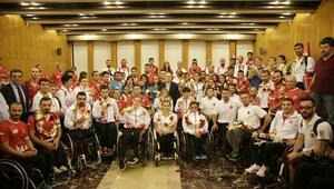 Paralimpik Oyunlarında tarihi başarı
