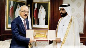 Katar ve Türkiye ortak çalışacak