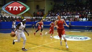Kadınlar Basketbol Ligi, TRTde yayınlanacak