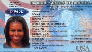 ABDde First Ladyye büyük şok