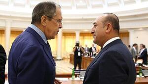 Dışişleri Bakanı Çavuşoğlu: Lavrovla Rusça pratik fırsatını kaçırmıyorum