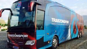 Trabzonsporda uçağın ardından otobüslü kombine dönemi