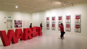 Andy Warhol sergisi bir hafta uzatıldı