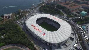 Vodafone Arenada ilk derbi bugün