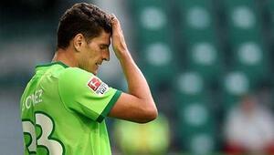 Mario Gomez bunalımda: 4te 0