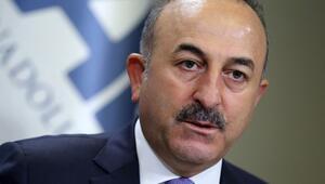 Çavuşoğlu: Konvoyu, Suriye rejimi ve destekçilerinin vurduğu açık