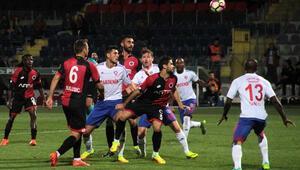 Gençlerbirliği 2-0 Kardemir Karabükspor / MAÇIN ÖZETİ