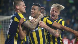 Fenerbahçe 2-1 Gaziantepspor / MAÇ ÖZETİ