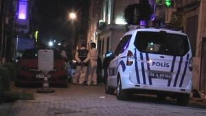 Beyoğlunda Fas uyruklu bir kadın evinde öldürüldü