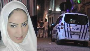 Beyoğlu'nda Fas uyruklu bir kadın evinde öldürüldü