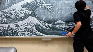 Japon öğretmenin tebeşir aşkı