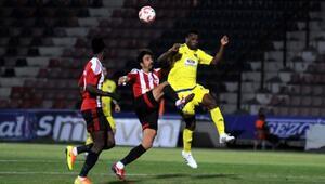 Büyükşehir Gaziantepspor: 2 - Sivasspor: 1