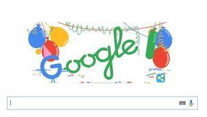 Google ne zaman kuruldu - Googledan doğum gününde sürpriz doodle