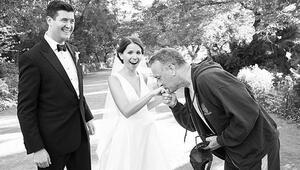 Tom Hanksten yeni evli çifte büyük sürpriz