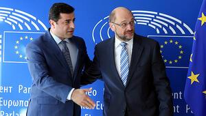 Demirtaştan Avrupa Parlamentosuna resmi çağrı