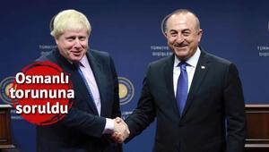 Boris Johnsona zor soru