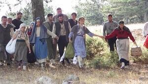 Elveda Balkanlar filmi Sakaryada çekiliyor
