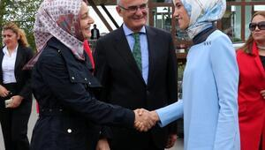 Sümeyye Bayraktar Erdoğan Samsunda