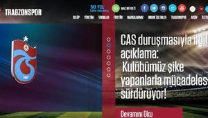 Trabzonspor CASa savunma verdi