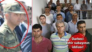 Orgeneral Akarın darbeci emir subayı Levent Türkkanın mahkemedeki ifadesi