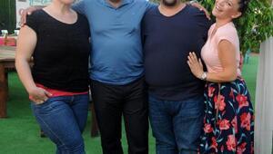 3 kardeş tüp mide ameliyatıyla 2 yılda 210 kilo verdi