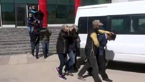 Vanda PKK operasyonunda 3 tutuklama