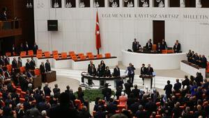 Meclis açıldı