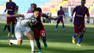 Karabükspor 4-0 Trabzonspor / MAÇ ÖZETİ