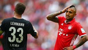 Bayern Münihe ilk çelme