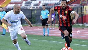 Eskişehirspor: 1 - Boluspor: 1
