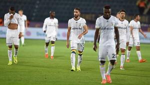 Osmanlıspor 1-1 Fenerbahçe / MAÇ ÖZETİ