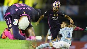Celta Vigo 4-3 Barcelona / MAÇIN ÖZETİ
