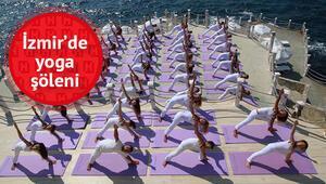 Uluslararası İzmir Yoga Şöleninde yenile kendini