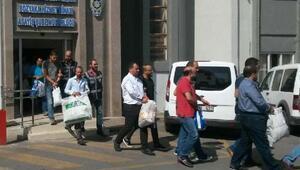 Yolsuzluk operasyonuna 10 tutuklama