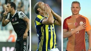 Beşiktaş, Galatasaray ve Fenerbahçenin yeni transferleri ne yaptı